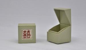 Cube Ring Box