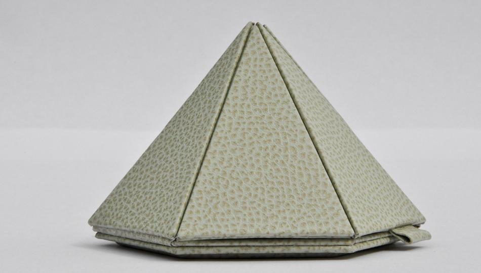 Kylin Lee Artisan Studio » Hexagonal Pyramid