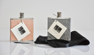 Fish Leather Flasks